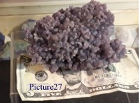 Grape Agate--Green Dragon - Product Image